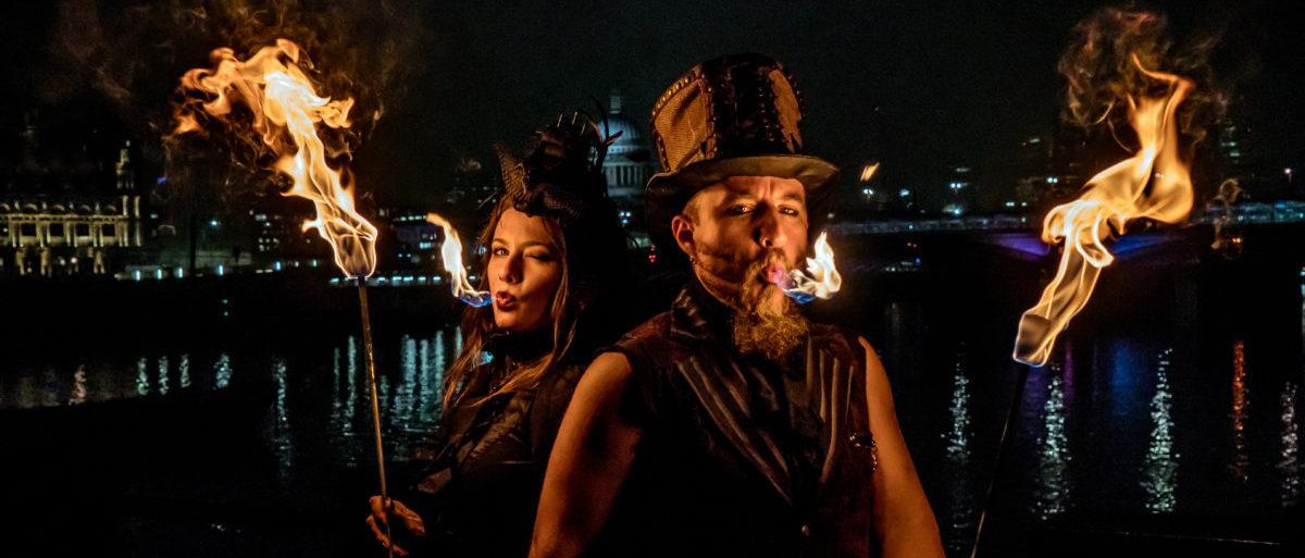 Flamewater Circus