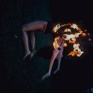 Haley Lane Tennessee Fire Dancer