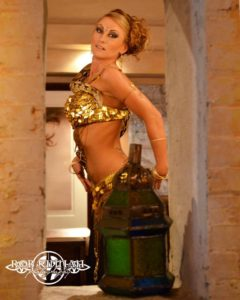 North Carolina Belly Dancer Mundi Broda Flamewater Circus (2)