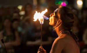 North Carolina Fire Eater Mundi Broda Flamewater Circus (2)