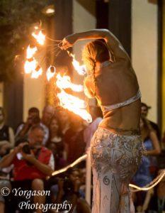 North Carolina Fire Performer Mundi Broda Flamewater Circus (3)
