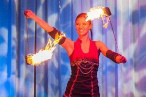 Calgary Fire Performer Sandra Safire (2)