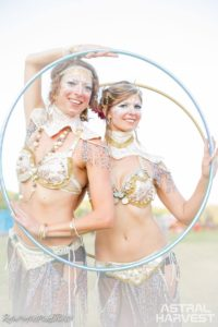 Grande Prairie Circus Performer Marcia Flamewater Circus