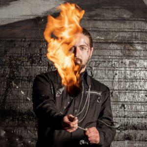 Montreal Fire Show Dart Vapor Flamewater Circus Profile