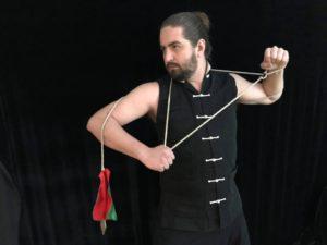 Montreal Rope Dart Academy Dart Vapor Flamewater Circus
