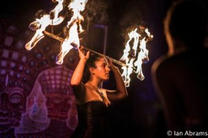 New York Fire Performer Brittny Flamewater Circus (3)