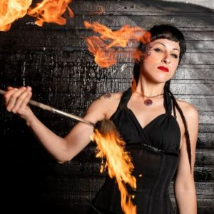 Quebec Fire Dancer Valerie Rose Flamewater Circus (3)