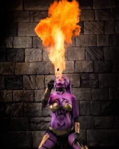 Sydney-Fire-Breather-Roshie