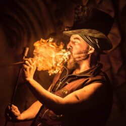 Fire Eating Workshops