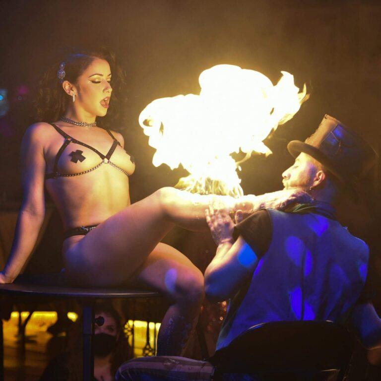 Fire Magic Class Online Shade Flamewater Workshops