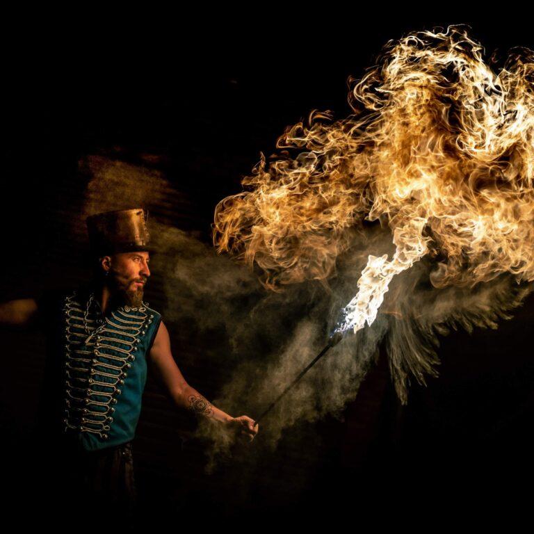 Online Fire Magic Class Shade Flamewater