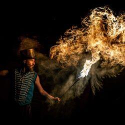 Fire Magic, Fuel & Powders