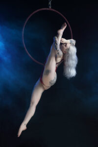 Lolly aerial